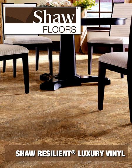 Shaw Resilient Luxury Vinyl