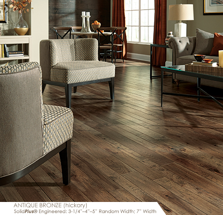 Somerset Hand Crafted Collection Hickory Antique Bronze