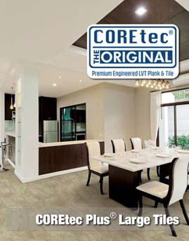 USFloors COREtec Plus Large Tiles