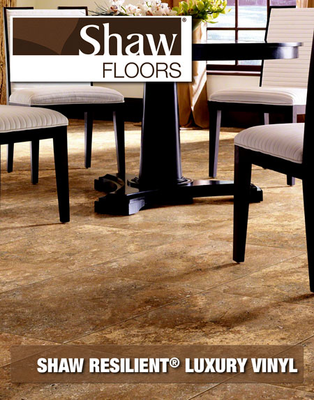 SHAW RESORT TILE RESILIANT