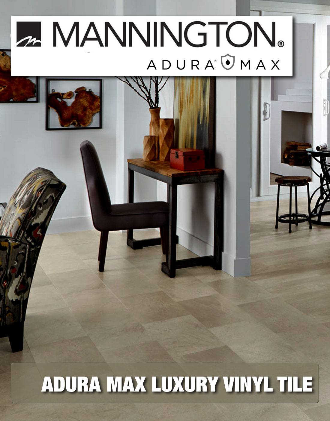 Mannington Adura Max Luxury Vinyl Tile