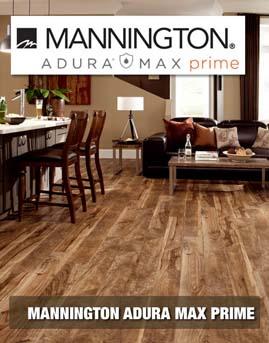 MANNINGTON ADURA MAX PRIME® LUXURY VINYL PLAN