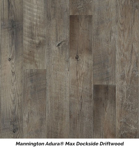 Mannington Adura Max Dockside Driftwood