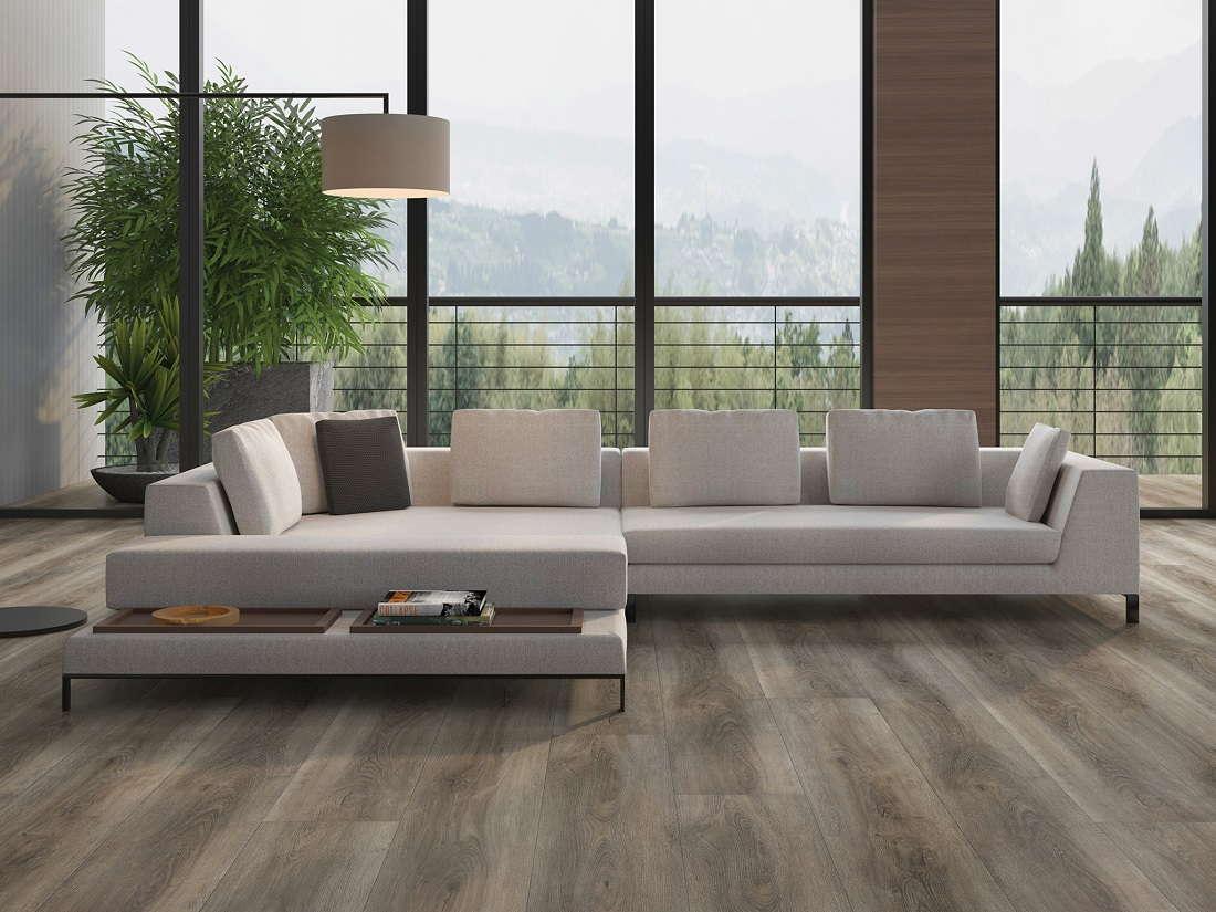 paramount xl taupe rigidcore vinyl luxury plank flooring