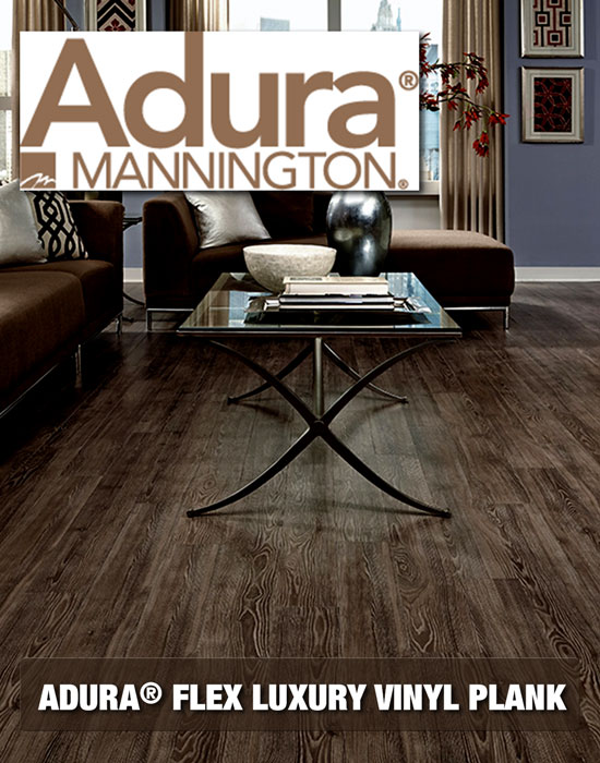 Mannington Luxury Vinyl Plank